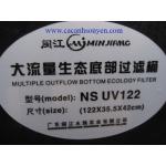 Bể nuôi cá rồng  Minjiang AR 1500L