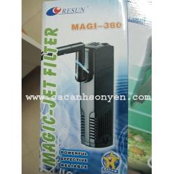 Máy lọc trong Magi 380