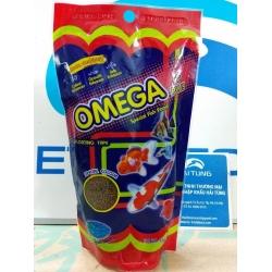 Thức ăn cho cá vàng, cá chép Omega 100g