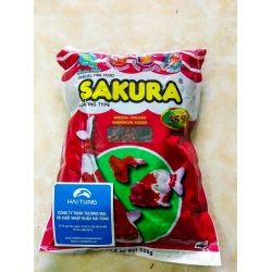 Thức ăn cá Sakura 35% 500g