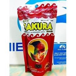 Thức ăn cho cá La Hán Sakura 100g