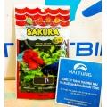 Hai gói thức ăn Sakura cá chọi betta 20g