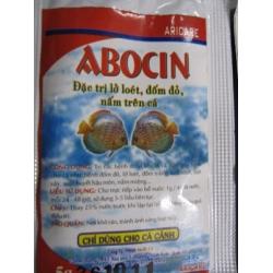 Thuốc trị lở loét cá - ABOCIN
