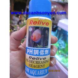 Thuốc giảm PH Relive