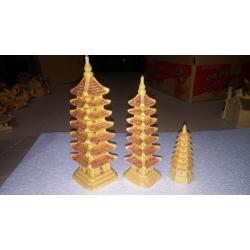 Tháp chùa trung